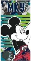 Mickey Mouse badlaken MKY voor kinderen
