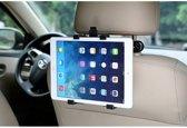 Stevige Universele iPad/Tablet houder auto (type 7 tot 11 inch) hoofdsteun houder 360 graden draaibaar inclusief uitschuifbare Hoesjesweb Stylus Pen, hoesjes apple iPad