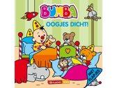 Bumba kartonboek met flapjes - Oogjes dicht