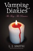 Omslag van 'Vampire Diaries: Volume 2: The Fury & The Reunion (Books 3 & 4)'
