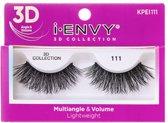KISS: I-ENVY: 3D LASH COLLECTION - 111 (KPEI111)