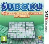 Sudoku + 7 Complex Puzzles By Nikoli - 2DS + 3DS