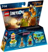 LEGO Dimensions: Scooby Doo - Team Pack 71206