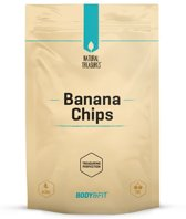 Body & Fit Superfoods Bananen chips - 400 gram