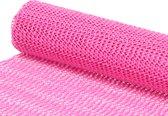 Antislipmat – 30x150cm – Antislip Onderkleed op Rol – Roze