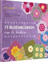 75 bloemenblokken om te haken