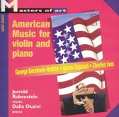 American Music for Violin and Piano