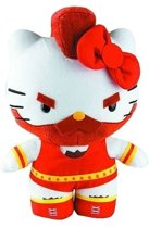 Street Fighter X Sanrio - Hello Kitty Zangief Pluche 25...