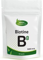 Biotine 5000 mcg (Vitamine B8)