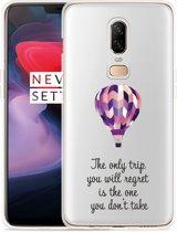 OnePlus 6 Hoesje Luchtballon