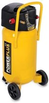 Powerplus POWX1750 Compressor - Max. 10 bar - 1500 Watt - 50 liter tankinhoud