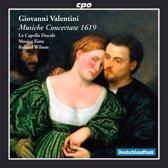 Musiche Concertate 1619: Madrigals