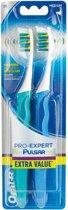 Oral-B Pro-Expert Pulsar 35M - 2 stuks - Tandenborstel - Handtandenborstel