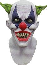 """""""Realistisch clownsmasker voor volwassenen - Verkleedmasker - Large"""""""