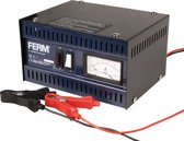 FERM BCM1021 Acculader 6V/12V - Max. 75Ah - 5A