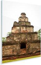 Hindoeïstische tempels in Polonnaruwa Sri Lanka Plexiglas 80x120 cm - Foto print op Glas (Plexiglas wanddecoratie)