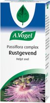 A.Vogel Passiflora complex rustgevend - 200 Tabletten - Voedingssupplement