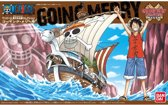 One Piece: Grand Ship Collection - Going Merry Model Kit