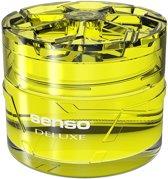 Dr. Marcus Luxe Luchtverfrisser Senso Green Tea Geel