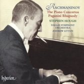 Stephen/Dallas Symphony Orch Hough - The Piano Concertos/Paganini Rhapso