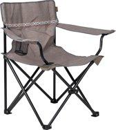Bo-Camp Urban Outdoor - Vouwstoel - Romford - Taupe
