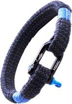 MBRC the Ocean Humpback Ocean armband Heren - Humpback Ocean armband touw - Maat M