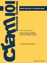 Exam Prep for Bndl; Accounting 23 Ed
