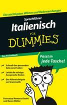 Sprachfuhrer Italienisch fur Dummies Das Pocketbuch