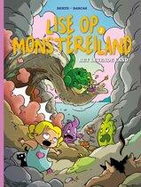 Lise op monstereiland 02. het levende land