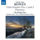 Bowen: Viola Sonatas 1+2