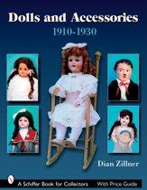 Dolls & Accessories 1910-1930s