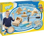 Totum Carpenter King - Timmerset met hout