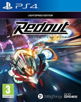 Redout (Lightspeed Edition) PS4