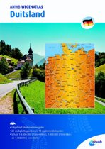 ANWB wegenatlas - Duitsland