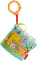 Fisher-Price 1 tot 5 Activity Boek - Babyboekje