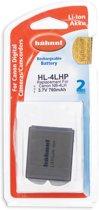 Hahnel HL-4LHP Li-Ion accu (Canon NB-4L)