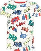 Name it Jongens T-shirt - Snow White - Maat 98