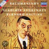 Rachmaninov: Piano Concerto no 1, Rhapsody / Ashkenazy