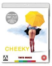 Cheeky -Br+Dvd- (blu-ray)