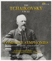 The Tchaikovsky Cycle: Complete Symphonies