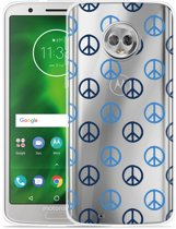 Moto G6 Hoesje Peace