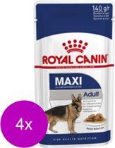 Royal Canin Shn Maxi Adult Pouch - Hondenvoer - 4 x 10x140 g