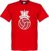 Polen Vintage Logo T-Shirt - S