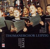 J.S. Bach: The Great Bach Tradition; Thomanerchor