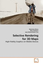 Selective Rendering for 3D Maps