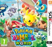 Pokemon Rumble World - 2DS + 3DS