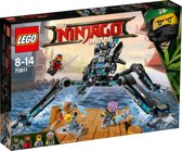 LEGO NINJAGO Movie Waterstrijder - 70611
