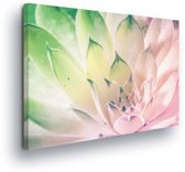 Floral Art Canvas Print 100cm x 75cm