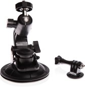 PRO-mounts SuctionCup Mount  + GRATIS Camera Adapter & Rugzak