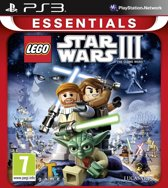 LEGO Star Wars 3: The Clone Wars - PS3